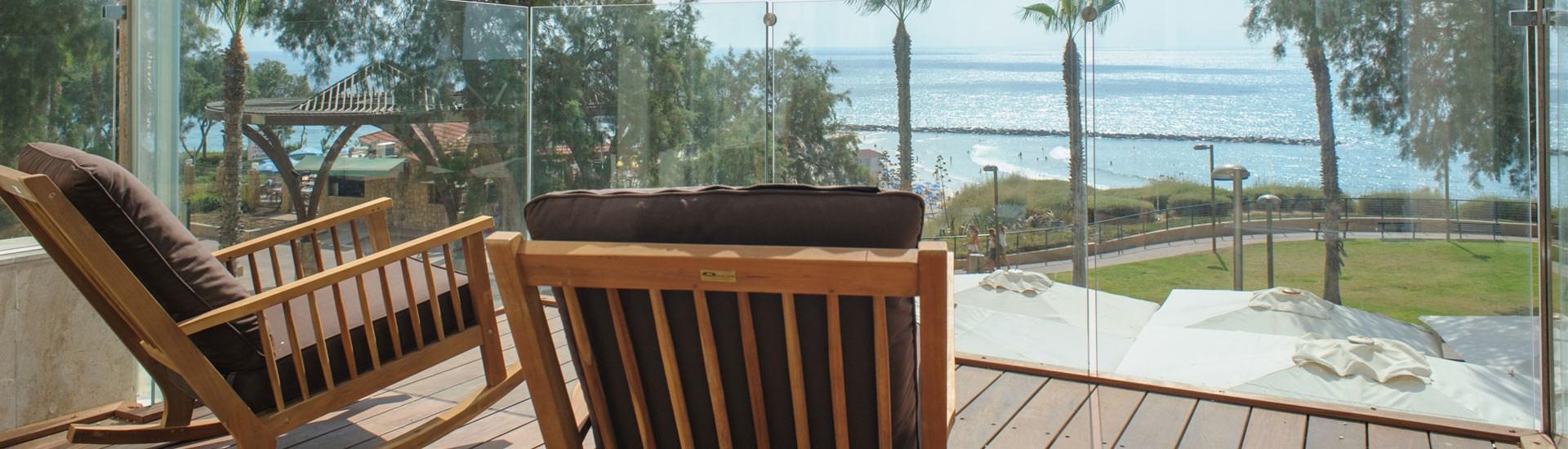 מלון רזידנס ביץ נתניה