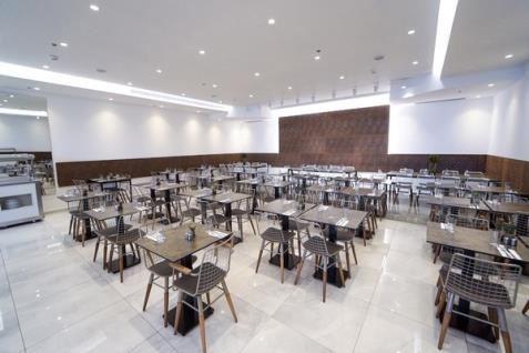 חדר אוכל - רזידנס ביץ
